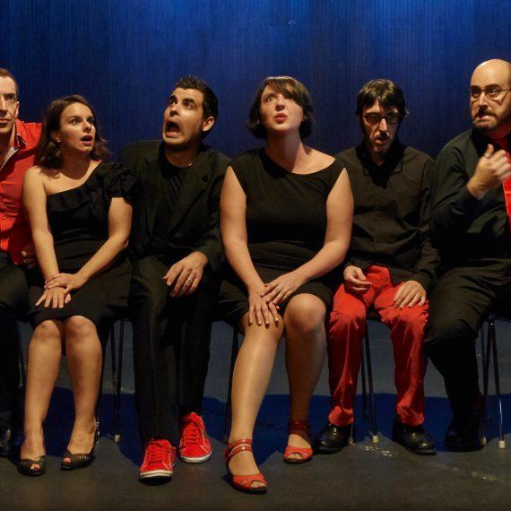 Foto de >Octàmbuli Grup Vocal