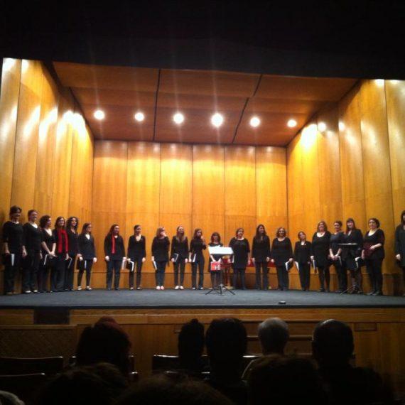 La veu femenina a la música religiosa