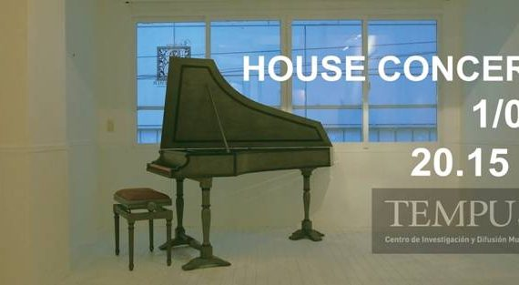 HOUSE CONCERT – Harmonia del Parnàs