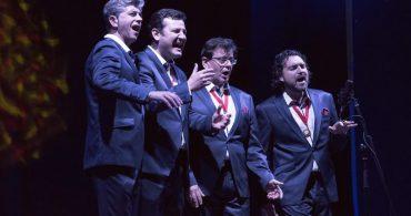 Aftershave Barbershop Quartet