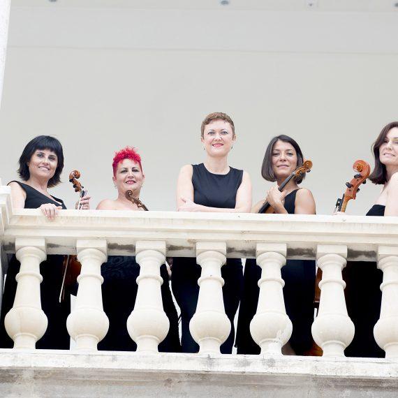 Foto de >Quinteto Casulana