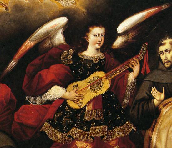 De nuevos y viejos mundos (Música para el alma en las Españas del XVII)