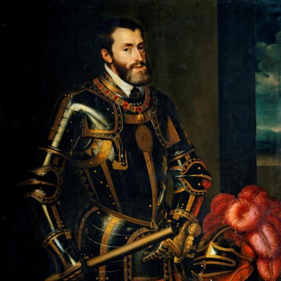 Ensaladas de Foix (Carlos I y Germana de Foix, la historia de una pasión)