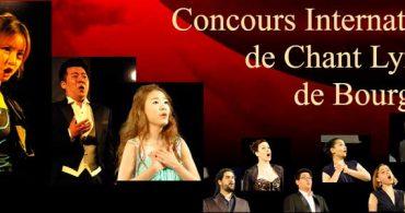 IV Concurso Internacional de Canto Lírico de Bourgogne