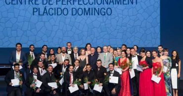 """CENTRE DE PERFECCIONAMENT PLÁCIDO DOMINGO"" PALAU DE LES ARTS REINA SOFÍA, VALENCIA"