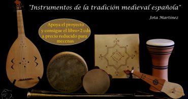 Instrumentos musicales de la tradición medieval española.
