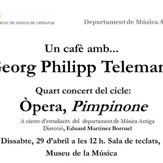 Pimpinone -Telemann