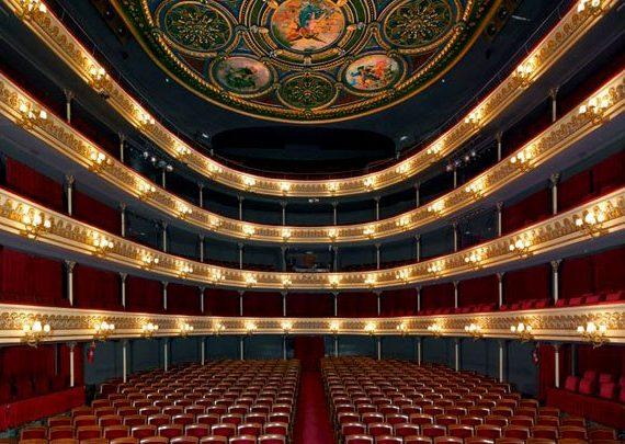 Ciclo de Lied en el Teatro Principal de Zaragoza
