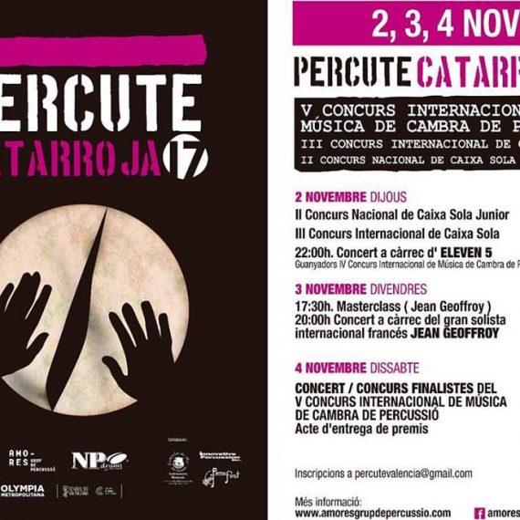 Festival PERCUTE 17