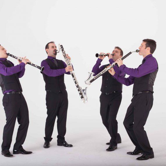 Foto de >Barcelona Clarinet Players