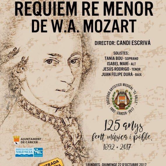 Requiem Re Menor de W. A. Mozart