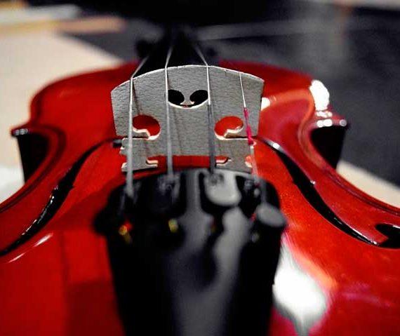 Audiciones concertino en la Orquesta Nacional de España