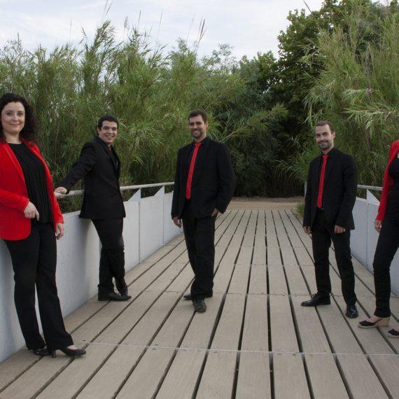 Foto de >Quintet quatre+1