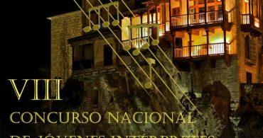 VIII Concurso Nacional de Jóvenes Intérpretes Ciudad de Cuenca