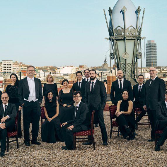 Foto de >Cor de Cambra del Palau de la Música Catalana