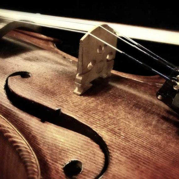 Audiciones Solista de Viola y Solista de Violín segundo. Orquesta Nacional de España