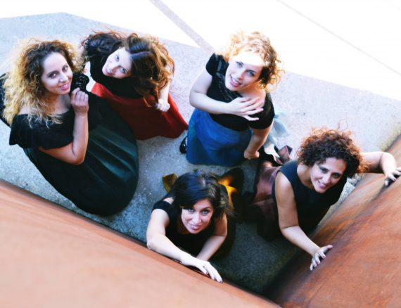 DeMusica Ensemble Grupo Vocal Femenino de Música Antigua