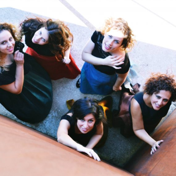 Foto de >DeMusica Ensemble Grupo Vocal Femenino de Música Antigua