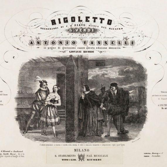 Audiciones Rigoletto, Madame Butterfly y el Barbero de Sevilla – Opera Italia