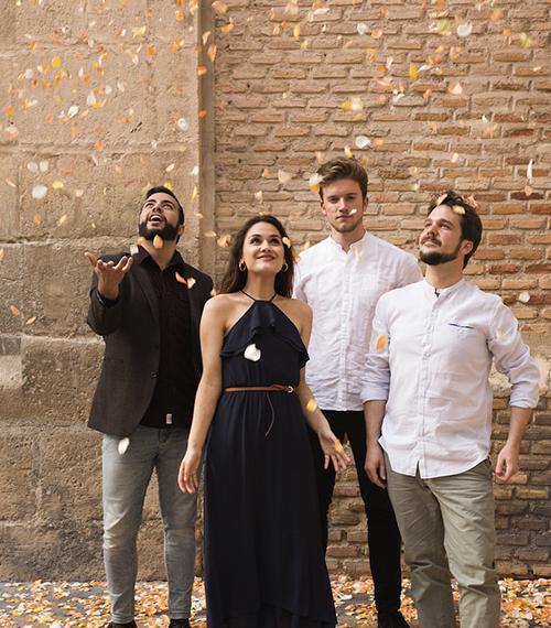 Entremeses y Ensaladas – Cantoría y Teatro Strappato en MUSas