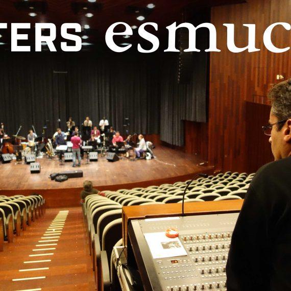 Másters de la ESMUC