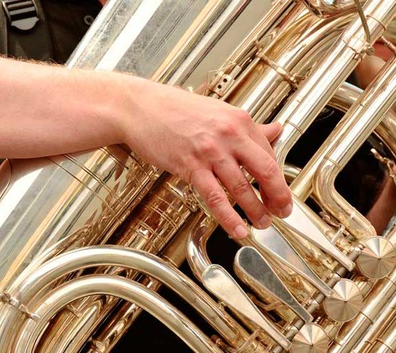 Audiciones Tuba Principal y Co-principal en la Banda de Música Ciudad de Oviedo