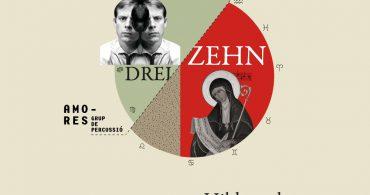 """""""Dreizehn"""" Stockhausen & Hildegarda. Amores Grup de Percussió en Alicante"""