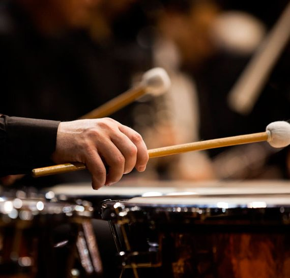 Audiciones solista de timbal en la Orquestra Simfònica de Barcelona i Nacional de Catalunya