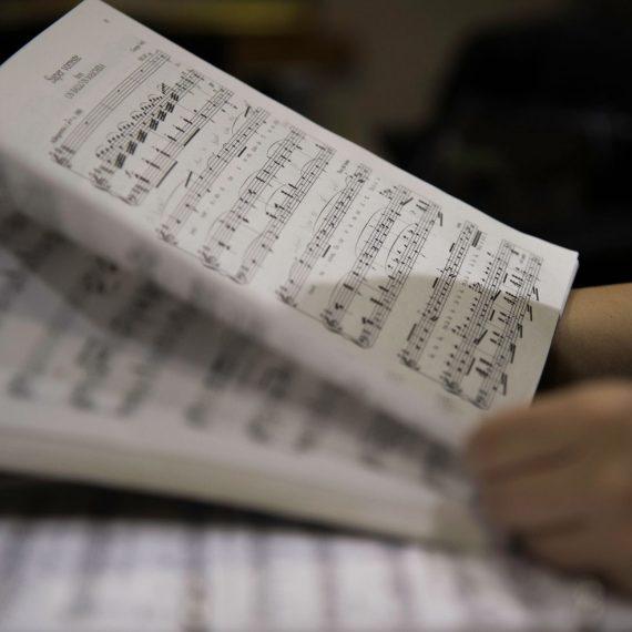 Audiciones para cuatro plazas de tenor en el coro del Gran Teatre del Liceu