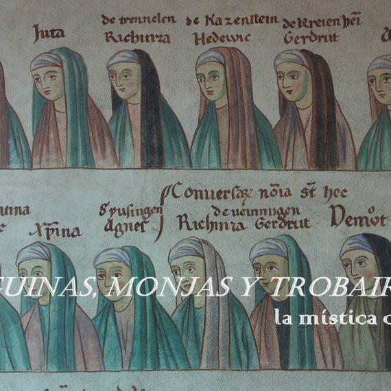 BEGUINAS, MONJAS Y TROBAIRITZ; LA MÍSTICA CORTÉS – DeMusica Ensemble en el XXIII ciclo Ciudad de las Tres Culturas (Córdoba)