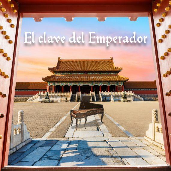 El clave del Emperador: Tras el legado de Diego de Pantoja
