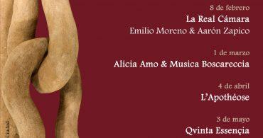 Qvinta Essençia en el ciclo Murcia Músicas Históricas