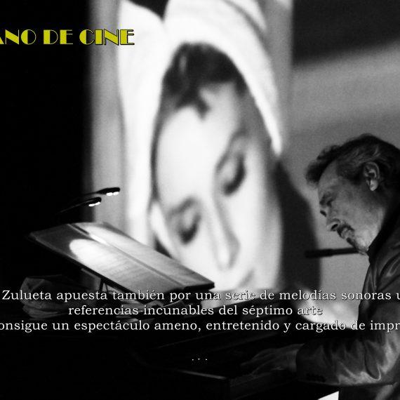 UN PIANO DE CINE