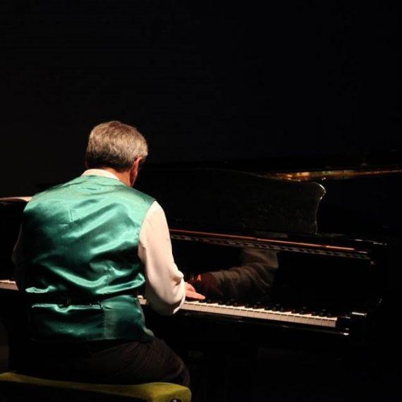 Concierto Piano Ragtime tributo a Scott Joplin