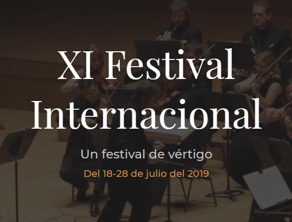 XI Festival Internacional de Música de Cámara de Godella