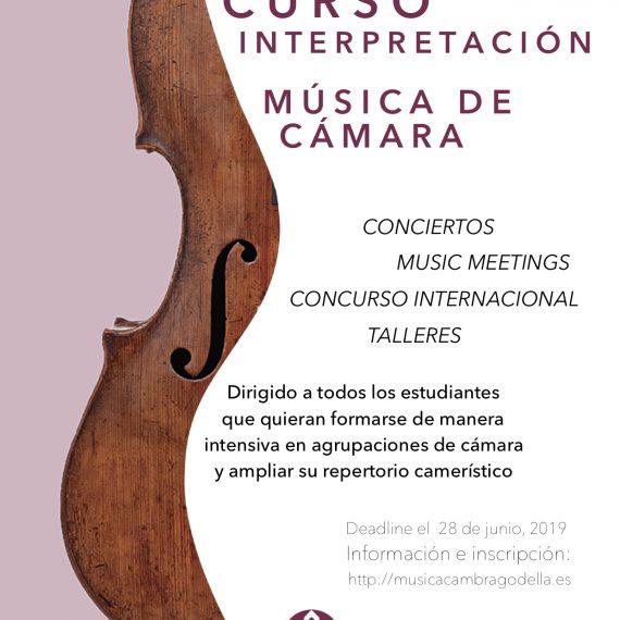 Foto de >Asociación de Música de Cámara de Godella