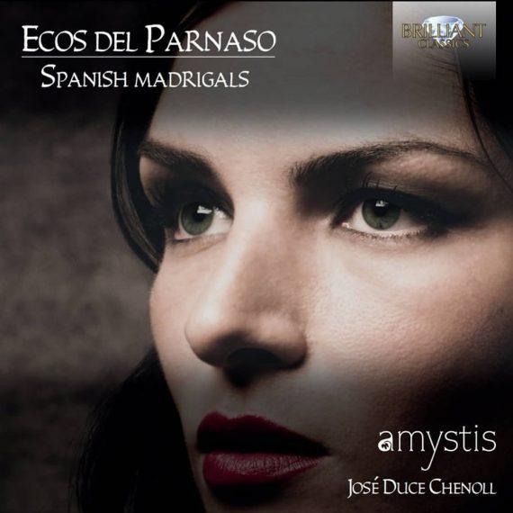 Brilliant Classics lanza Ecos del Parnaso, spanish madrigals
