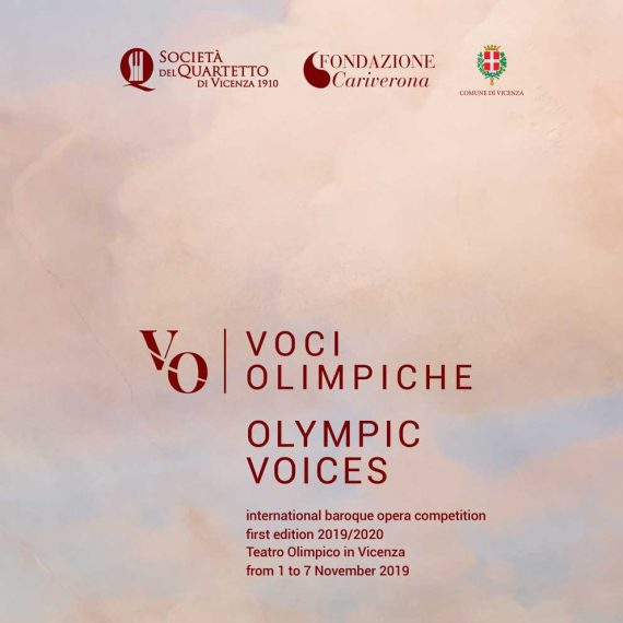 "Concurso Internacional de Ópera Barroca ""Voci Olimpiche"" en Vicenza"