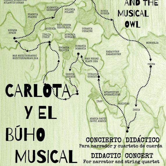 Carlota y el Búho Musical