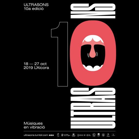 Festival ULTRASONS. Músiques en vibració 2019
