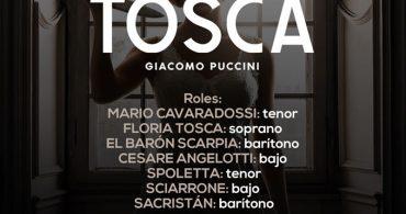 Audiciones para los roles de Tosca. Orquesta Reino de Aragón