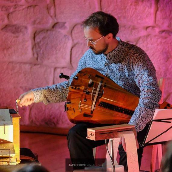 Músiques Religioses del Món: Germán Díaz y Benxamín Otero – El Paraíso