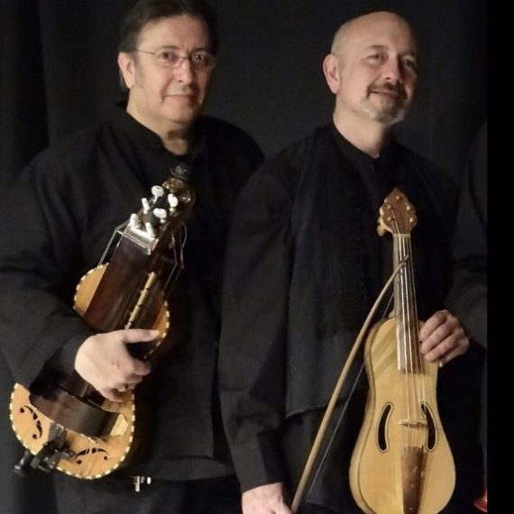 Músiques Religioses del Món: Luis Delgado y César Carazo – Amor eterno