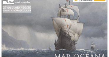 Mar Océana, relato y música de la primera vuelta al mundo