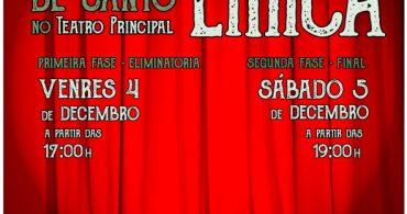 III Concurso de Canto Compostela Lírica