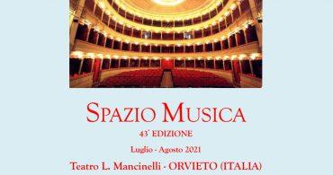 """26° Concurso Internacional para Cantantes Líricos """"Spazio Musica"""""""